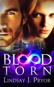 Blood Torn Cover