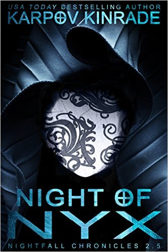 Night of nyx cover