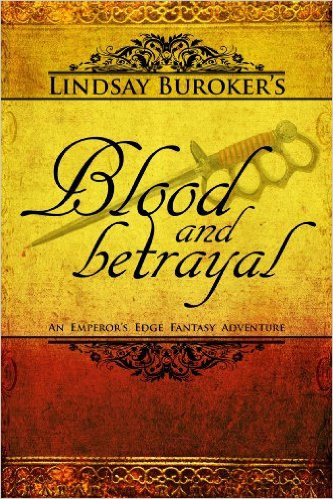 Blood and Betrayal Cover