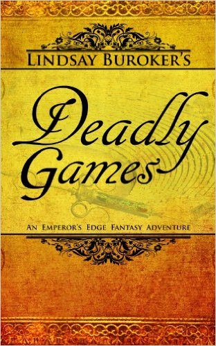 Deadly Games Cover