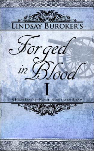 Forged in Blood Cover