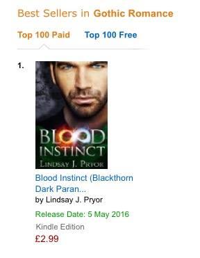 Blood Instinct Bestseller Pic