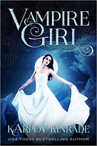 Vampire Girl Cover