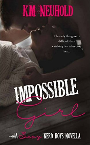 Impossible Girl Cover