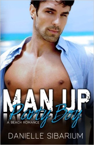 Man Up Party Boy Cover